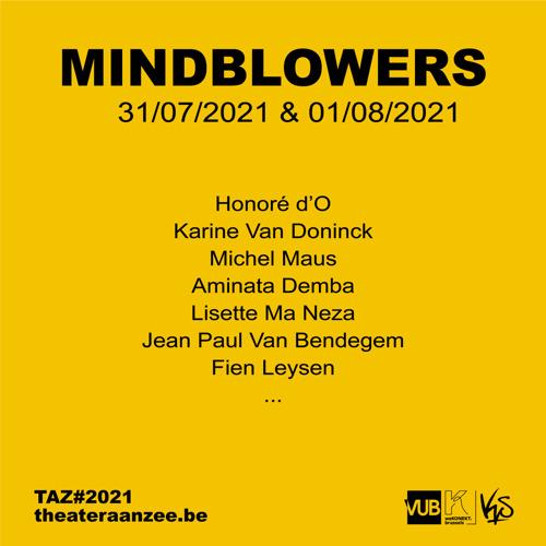 Brusselse Mindblowers strijkt neer op Theater Aan Zee