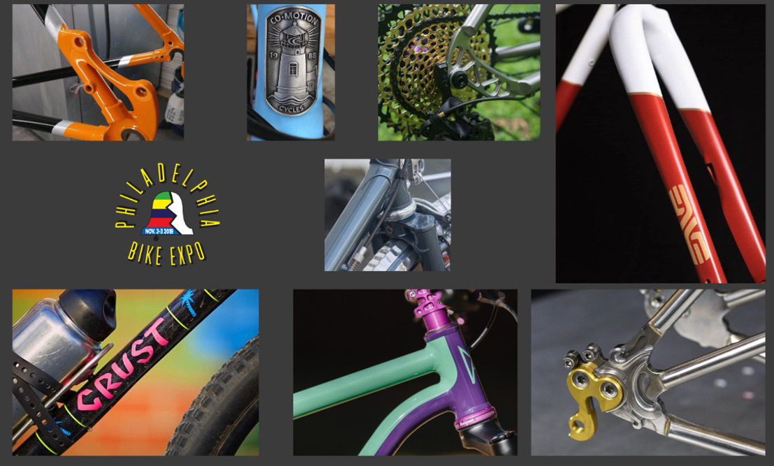 The Philly Bike Expo: New Products, Artisanal Bikes and the Cycling Cultural Zeitgeist