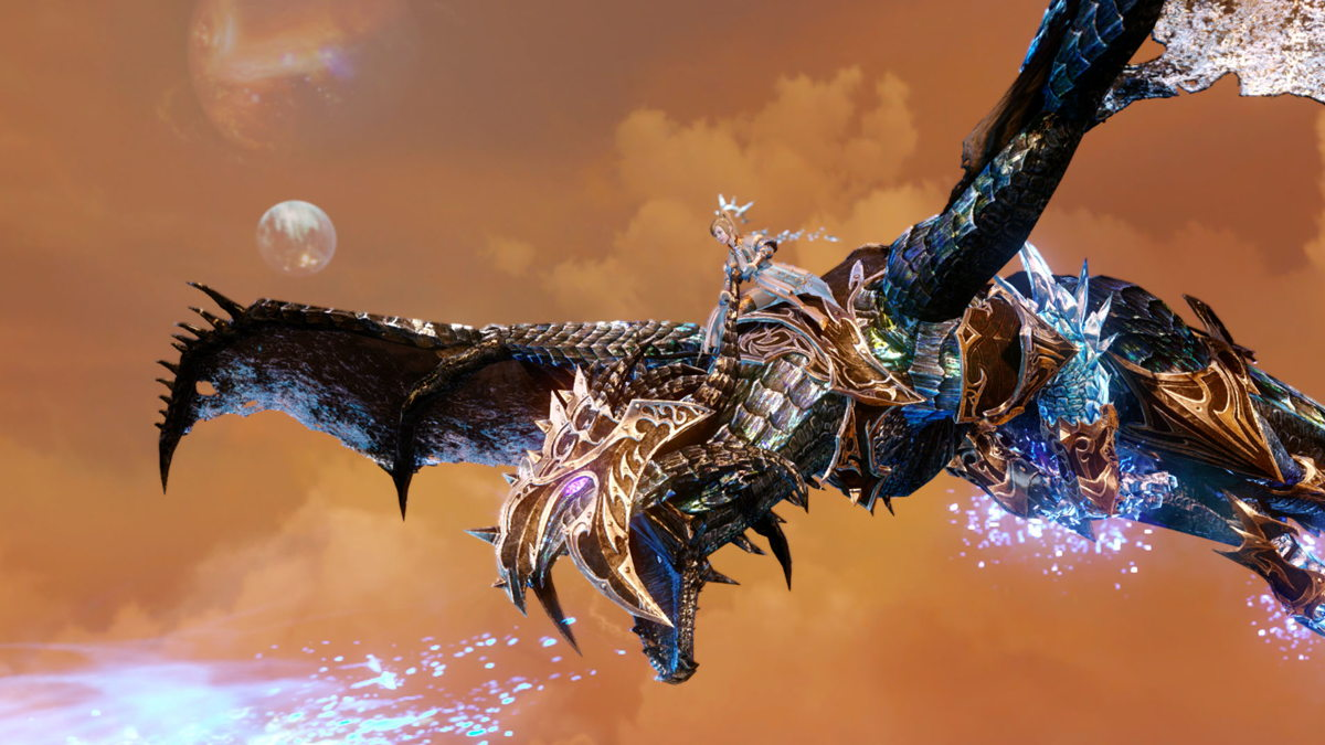ArcheAge: Unchained will be released on September 30