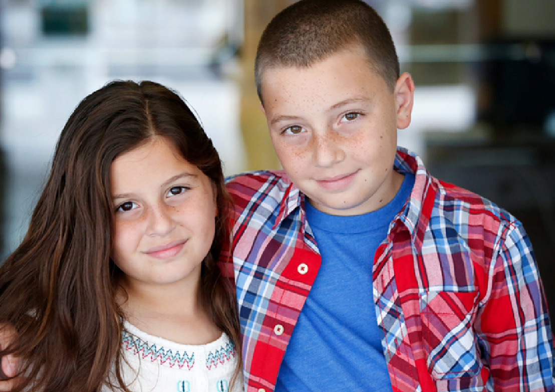 Two Talented Young Siblings Further Their Acting Career With Harris Management