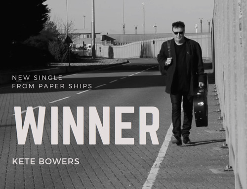 KETE BOWERS' 'Winner' single