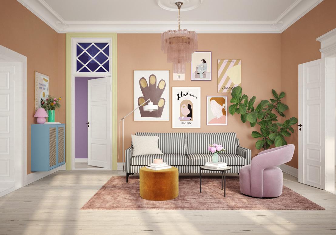 Sofacompany specialiseert zich in 'software' ontwikkeling voor je interieur (Nederland)