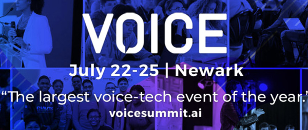 Preview: More than 150 Voice Technology Companies to Showcase Latest Innovations in Artificial Intelligence and Voice AI Solutions at VOICE Summit 2019