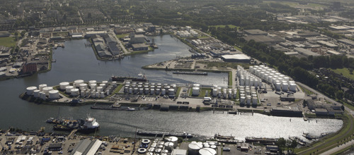 Tank storage company Standic expands with state-of-the-art chemical storage terminal in Port of Antwerp