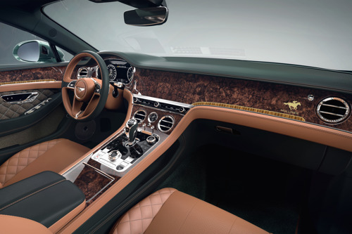 BENTLEY MULLINER CELEBRATES 1000 BESPOKE PROJECTS AND PERSONAL COMMISSIONS