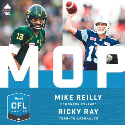 SHAW CFL AWARDS NOMINEES ANNOUNCED