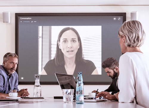 Meetings and learning in a world with Covid-19