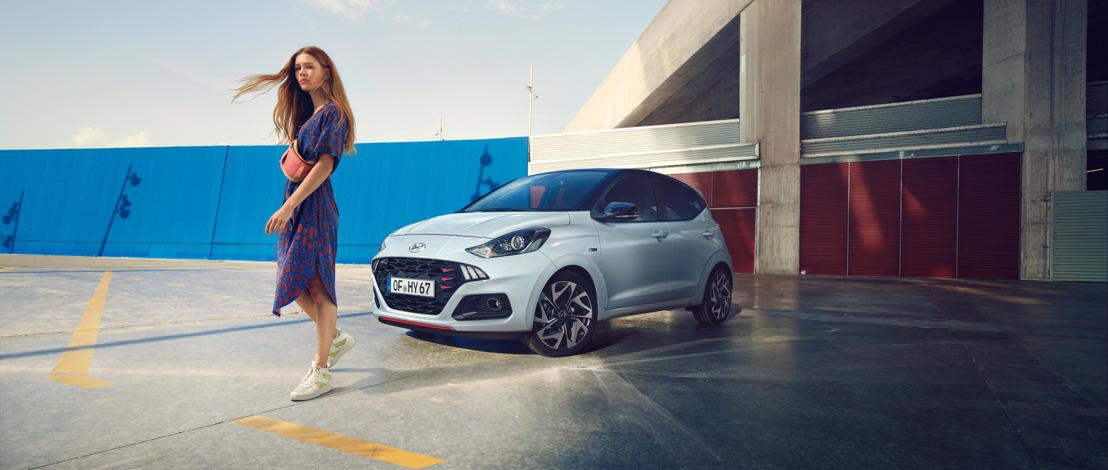 All-New Hyundai i10 disponible en version sport N Line, dès 19'990 francs