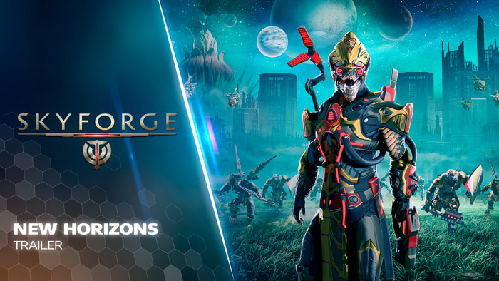 "THROUGH THE WORMHOLE – SKYFORGE NOW TAKES PLAYERS TO ""NEW HORIZONS"""