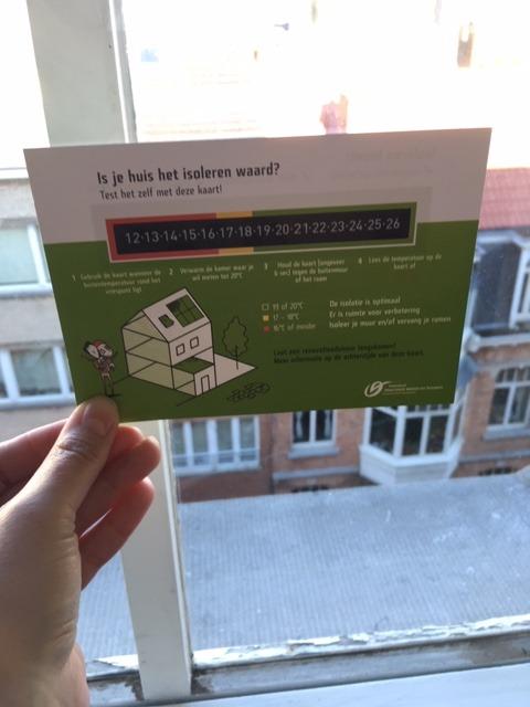 Preview: Hoe goed is jouw woning geïsoleerd? Test het met de thermocard
