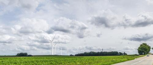 Preview: Definitief inplantingsplan voor Windpark E40 in het oosten van Vlaams-Brabant
