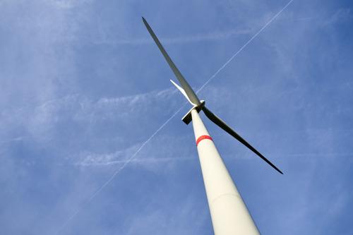 Een project van 4 nieuwe windturbines in Libin