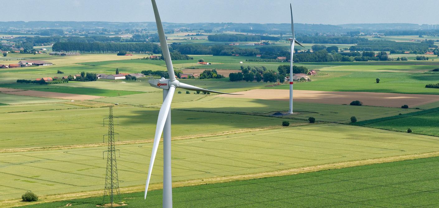 Uitnodiging - Eneco en haar partners ontwikkelen een systeem om van op afstand waarschuwingslichten van windturbines af te schakelen