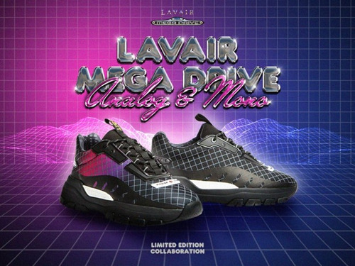 Lavair & SEGA Team Up for Limited Edition Release