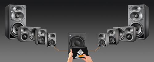 Nye digitale muligheter for alle analoge Neumann-monitorer