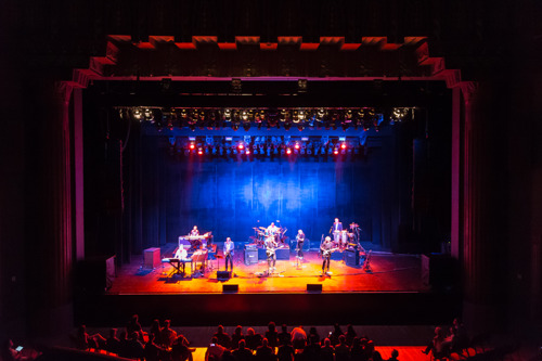 Mode Audio Selects Powersoft's X Series Amplifier Platform for Dire Straits Legacy Concert at Los Angeles' The Wiltern