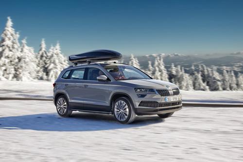 ŠKODA delivers 102,600 cars in January
