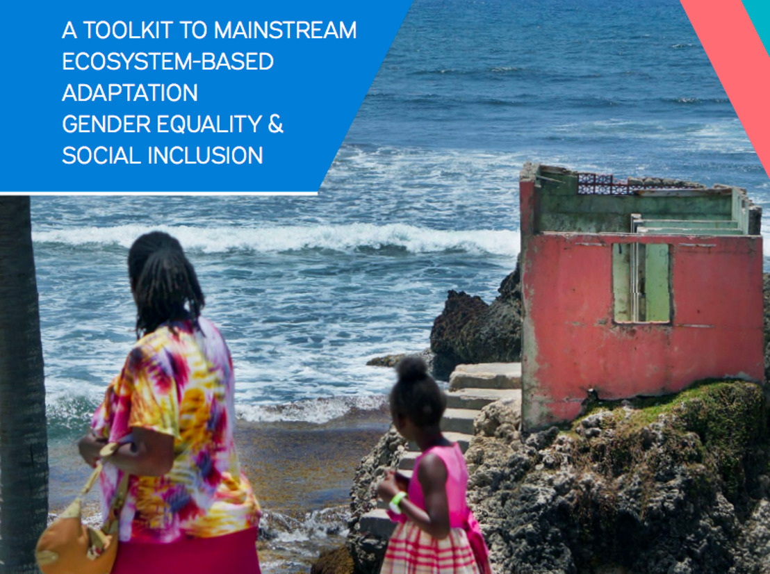 OECS Commission Launches Toolkit on 'Building Resilience with Nature and Gender' to Mark World Environment Day 2020