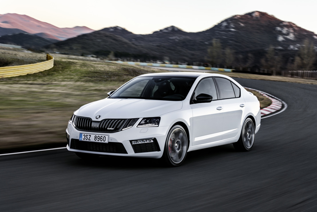 Geneva Motor Show: World premiere of the ŠKODA OCTAVIA RS 245 and the ŠKODA OCTAVIA SCOUT live on the Internet