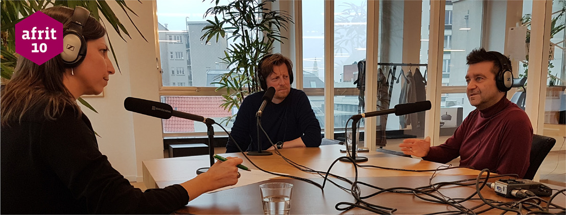 Afrit 10 Podcast - Founding Fathers, Tom & Björn