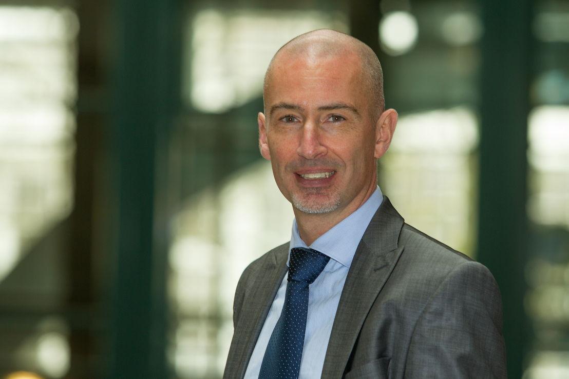 Damien Van Renterghem, CEO of KBC Brussels