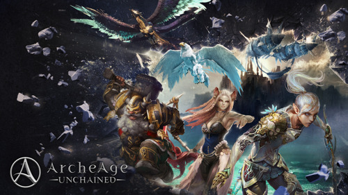 Media Alert: ArcheAge Unchained Release has been moved to October 15th