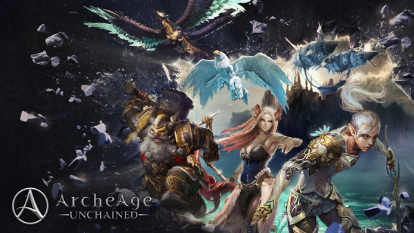 Preview: Media Alert: ArcheAge Unchained Release has been moved to October 15th