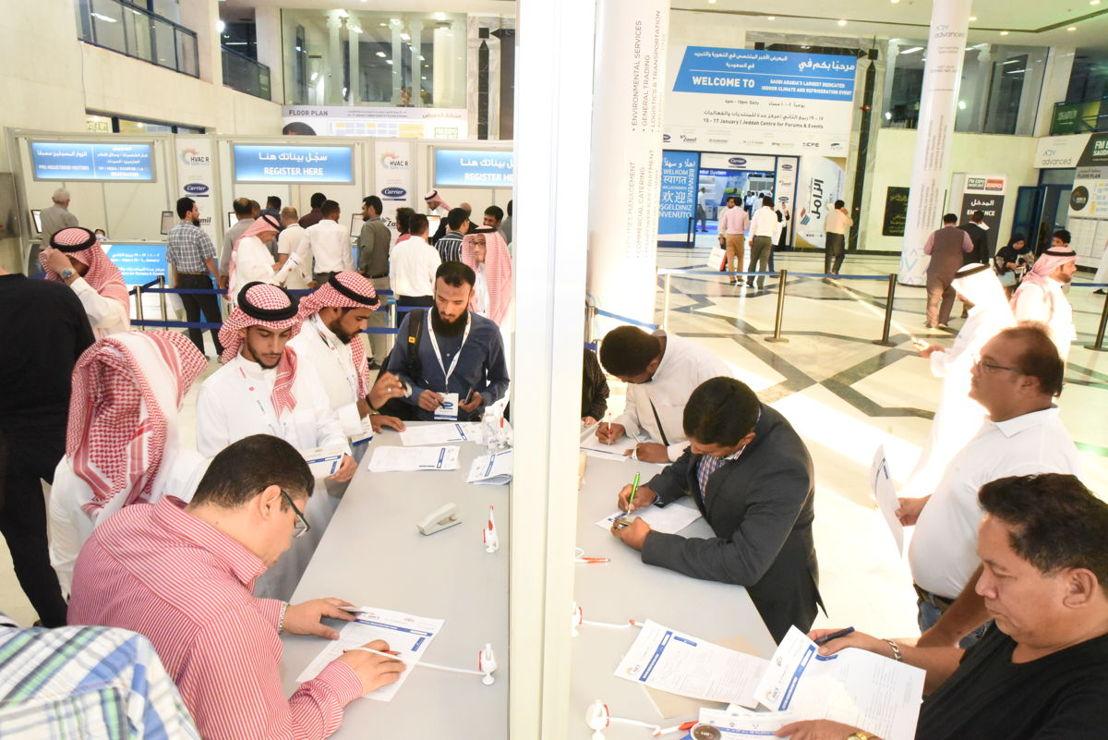 Registration HVACR Expo Saudi 2017