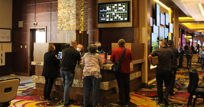 Preview: Monarch Casino's keno launch makes Colorado history!