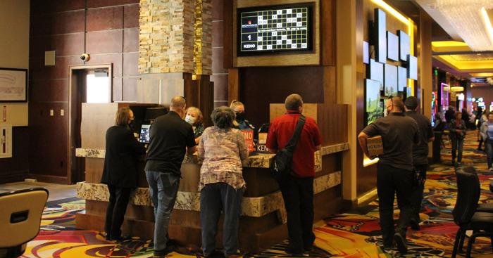 Monarch Casino's keno launch makes Colorado history!