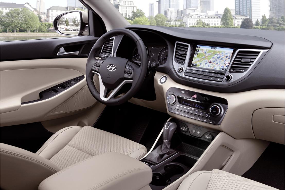 MapCare Lifetime di Hyundai: aggiornamento delle mappe stradali gratuito* per 10 anni per i navigatori Hyundai