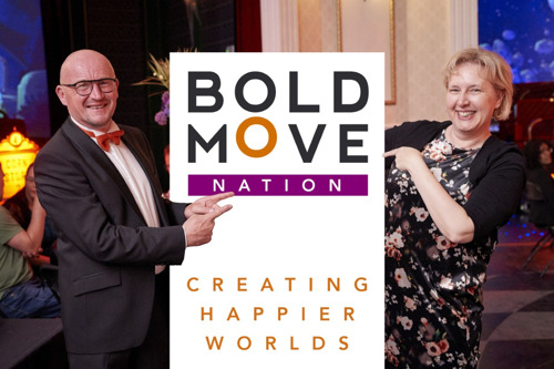 Anja D'Hondt and Benoit Cornet forge partnership with newly founded BoldMove Nation