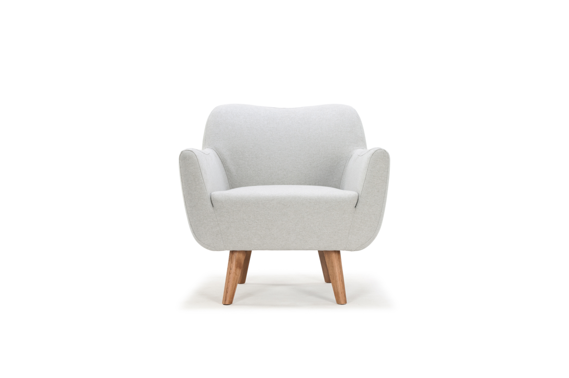 Norma chair - Sunday Light Grey
