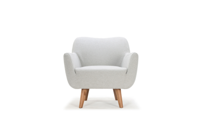 Norma chair - Sunday Light Grey