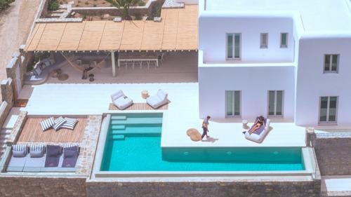 Introducing Kenshō Private Luxury Villa: The Crème de la Crème of Mykonos