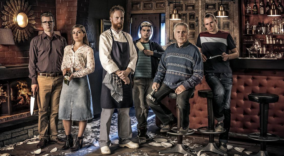 Telenet zendt nieuwe VTM reeks 'Amigo's' exclusief als eerste uit via Play