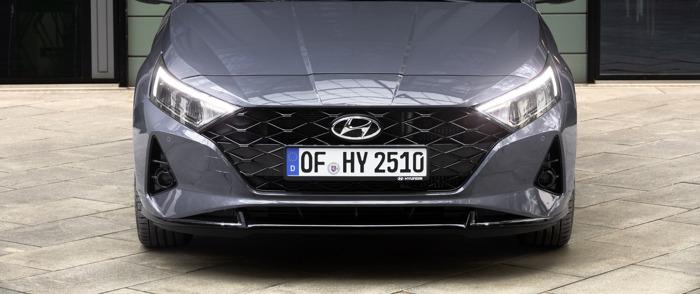 Presskit Hyundai i20