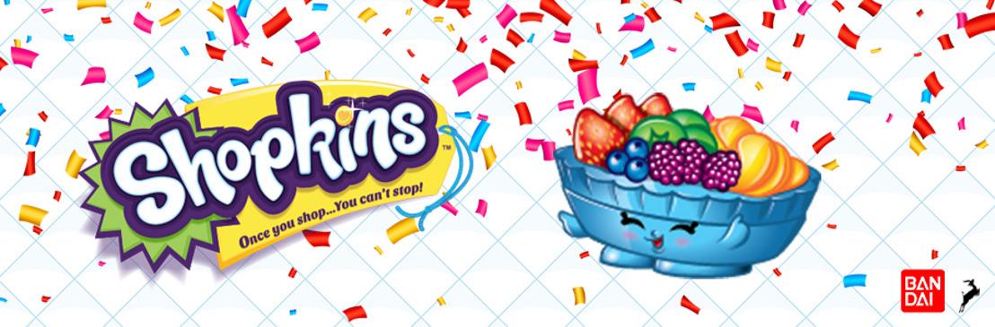 Esta temporada los Shopkins regresan en sus Mini Packs ¡Más increíbles y originales que nunca!