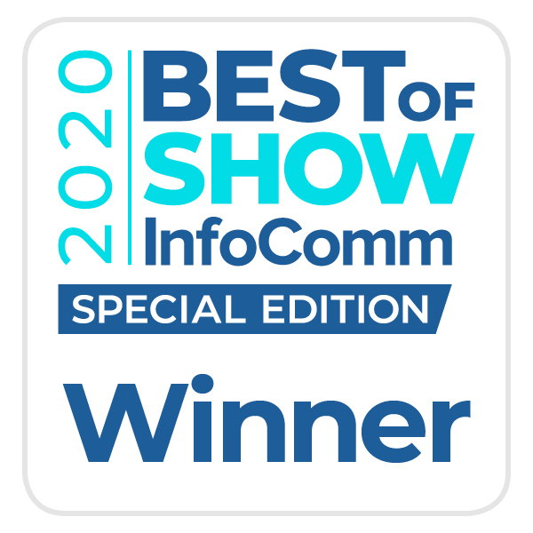 "Multiple Sennheiser products were named ""Best of Show"" at InfoComm 2020"