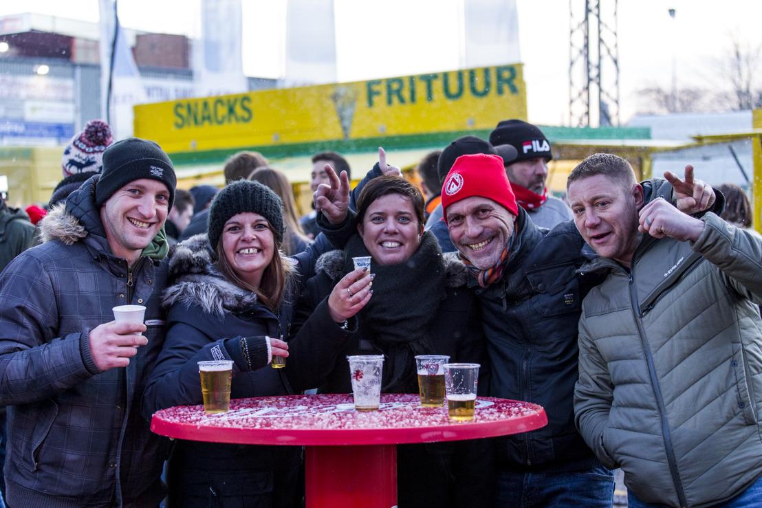 KV Kortrijk lanceert als eerste hybride cashless betaalsysteem op maat van de voetbalfans