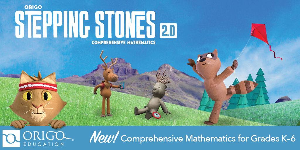 Twitter FB ORIGO Stepping Stones 2.0