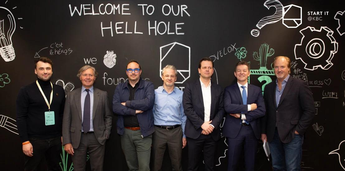 Belgische captains of industry kiezen 59 nieuwe start-ups voor Start it @KBC