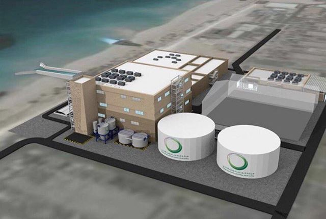 Render Jebel Ali Power Station SWRO