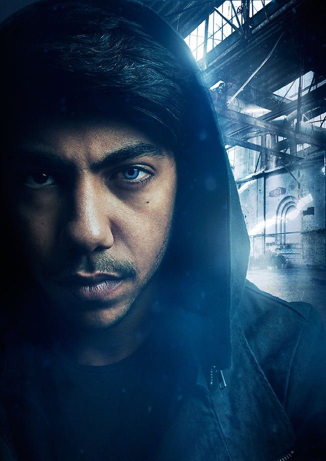 #Cleverman