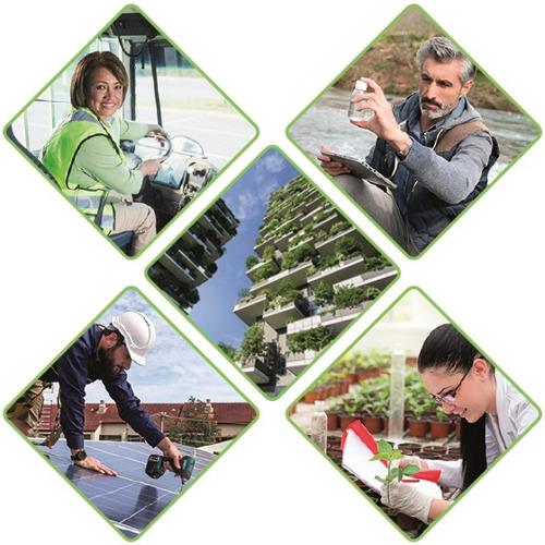 Töökohad rohelisema tuleviku heaks