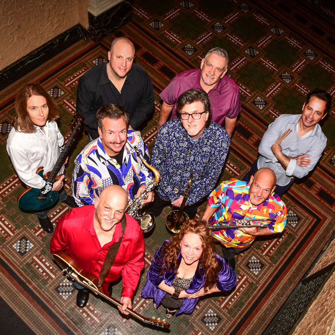 All in the Family: The Sweetwater All-Stars Lay it Down 'Old School'