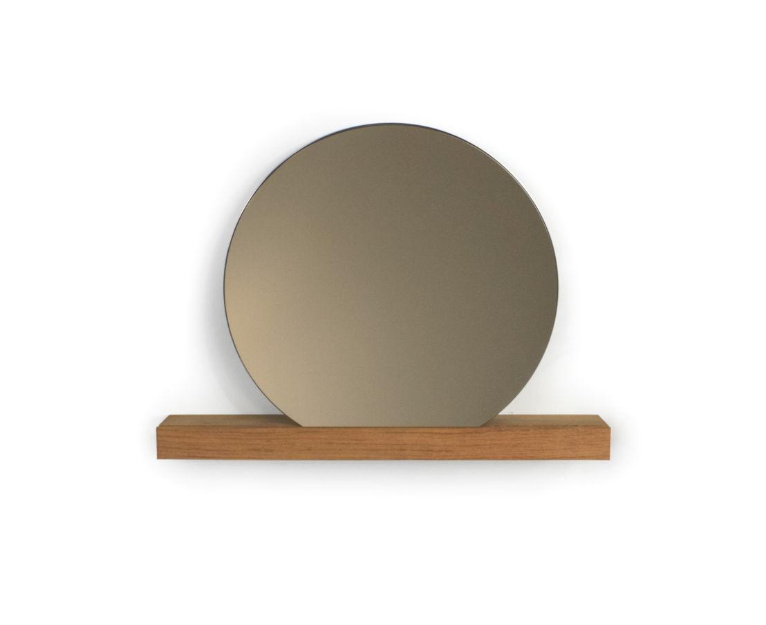 FIGR1 Spiegel reflector - Rose €35,95