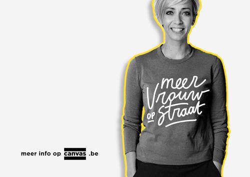Meer vrouw op straat: pop-upteam reist door Vlaanderen op zoek naar nieuwe vrouwelijke straatnamen