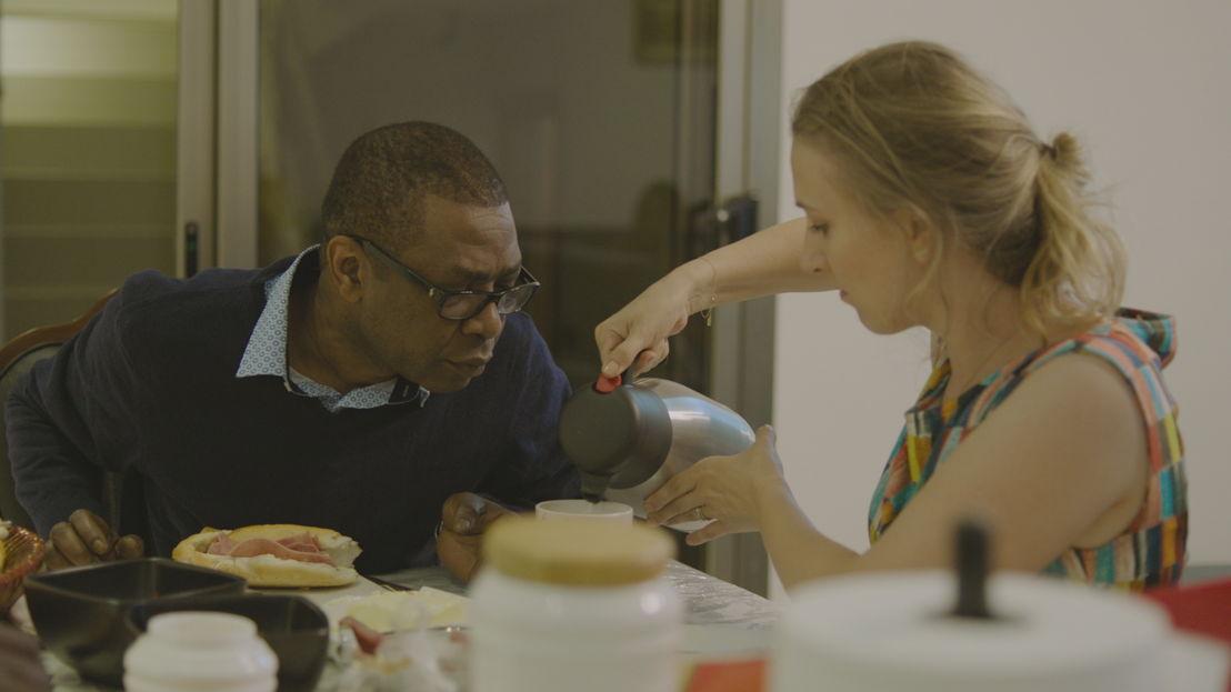 Alicja Gescinska en Youssou N'Dour - (c) Kris Van de Voorde