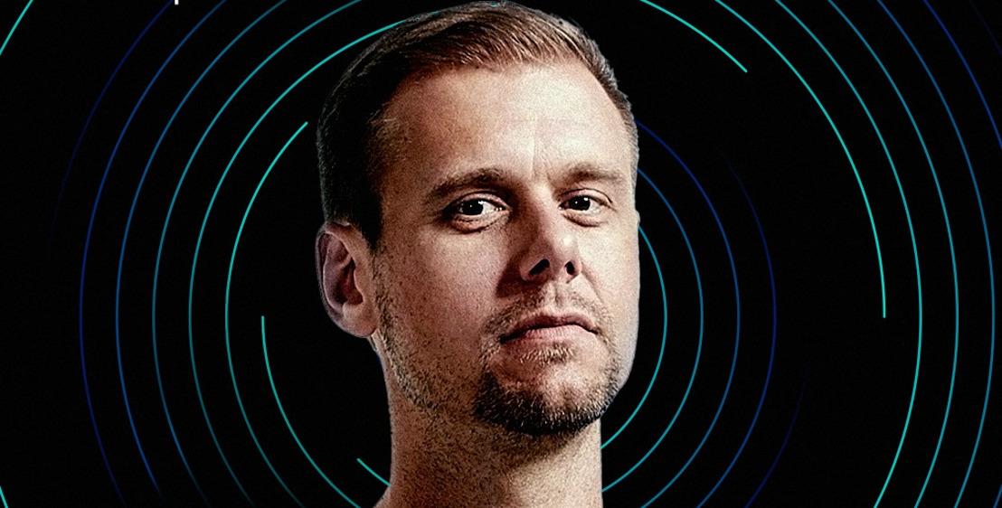 Armin van Buuren celebrates his 100th Weekend Kick-Off on One World Radio